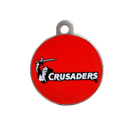 Crusaders Round ID Tag