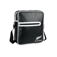 All Blacks Retro Flight Bag
