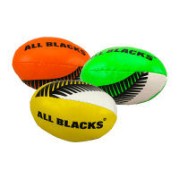 All Blacks Fluro Foam Ball