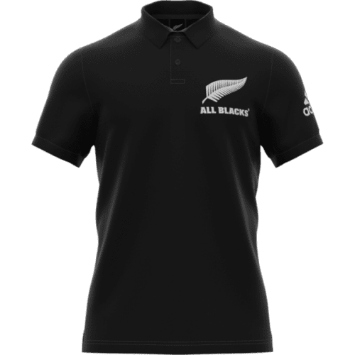 All Blacks Supporter Polo Shirt