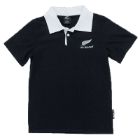 All Blacks Baby Rugby Jersey