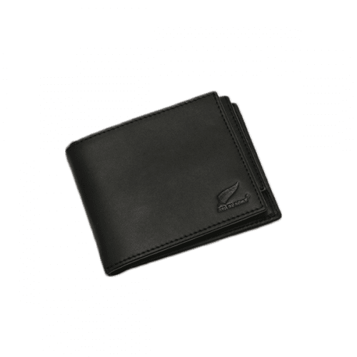 All Blacks Leather Wallet