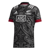 Māori All Blacks Replica Jersey
