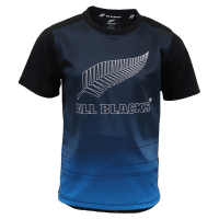All Blacks Wordmark Sublimated T Shirt