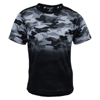 All Blacks Camo Sublimated T Shirt