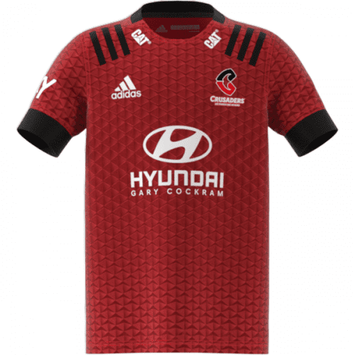 Crusaders Home Replica Youth Jersey