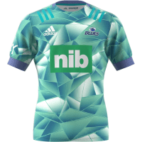 Blues Rugby Training Replica Jersey
